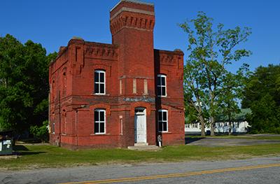 Pierce County - GA - Tax
